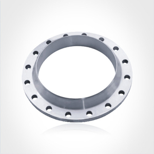 Large caliber flange